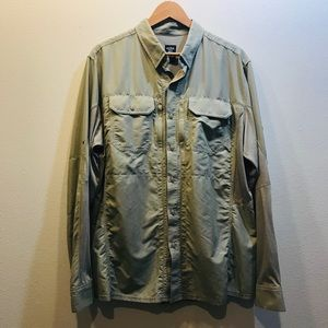 NWOT • Kuhl Airspeed Long Sleeve Button Down